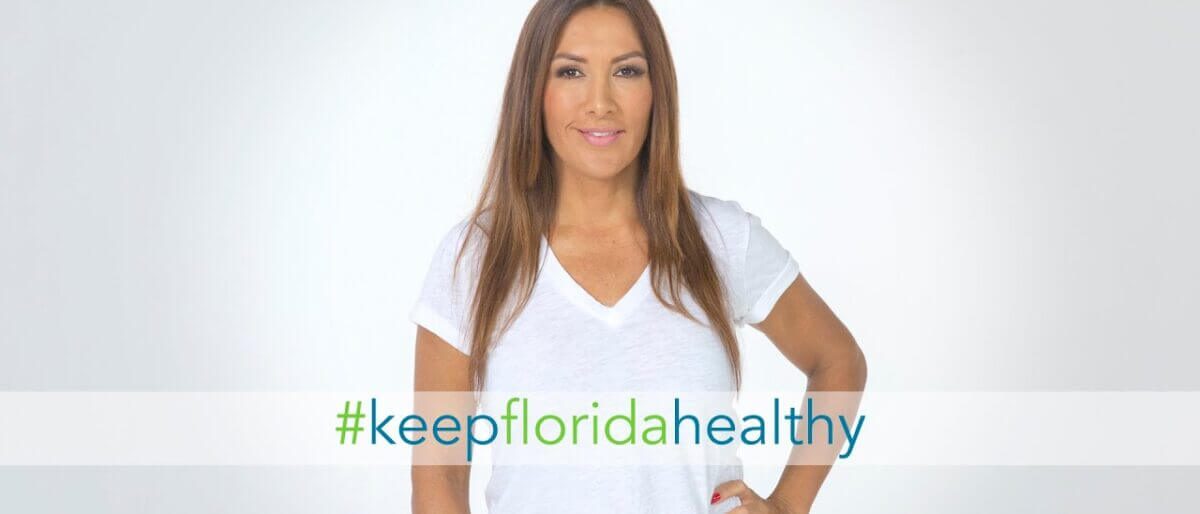 #KeepFloridaHealthy: Azucena Cierco
