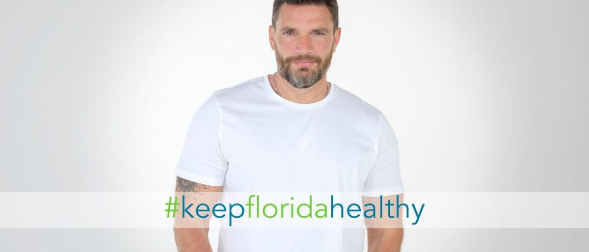 #KeepFloridaHealthy: Julian Gil